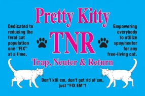 Pretty Kitty Trap Neuter Return & Kitten Adoption
