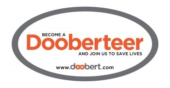 Magnet - Become a Dooberteer & save lives today!