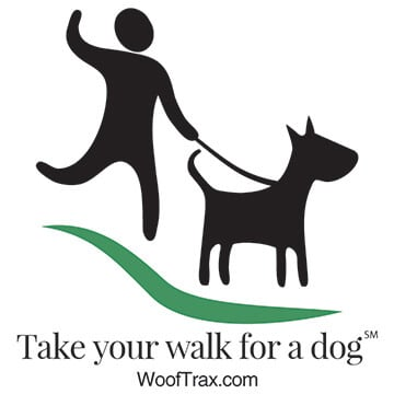 Take your walk for a dog℠ WoofTrax.com