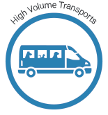 High Volume Transport