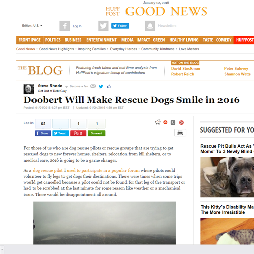 Huffington-Post-Doobert-Article
