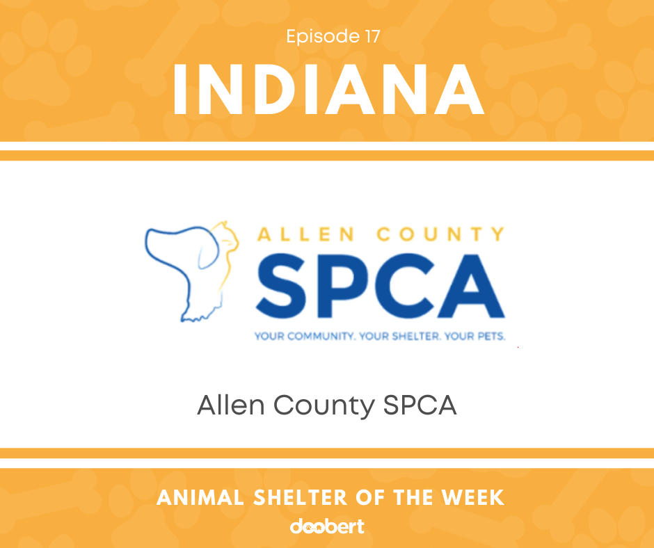 FB 17. Allen County SPCA_Animal Shelter of the Week