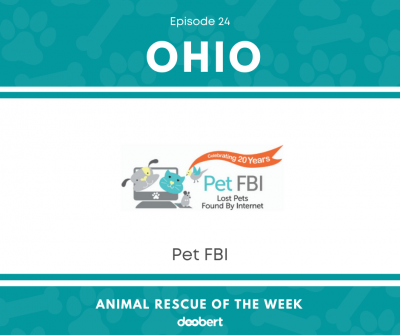 FB 24. Pet FBI_Animal Rescue of the Week