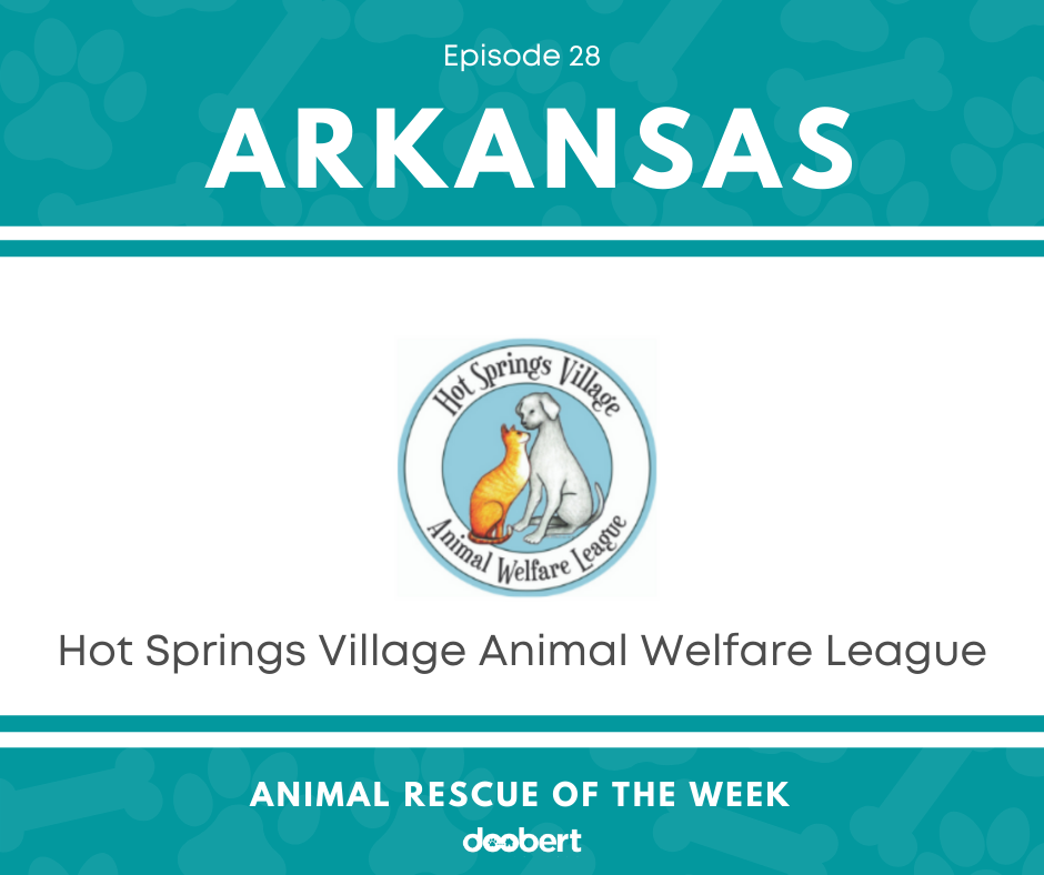 FB 28. Hot Springs Village_Animal Rescue of the Week