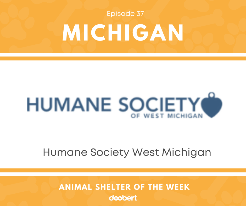 FB 37. Humane Society West Michigan_Animal Shelter of the Week
