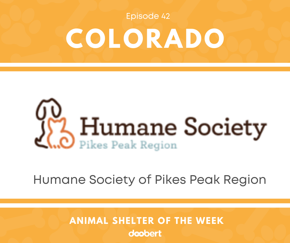 FB 42. Humane Society of Pikes Peak Region_Animal Shelter of the Week