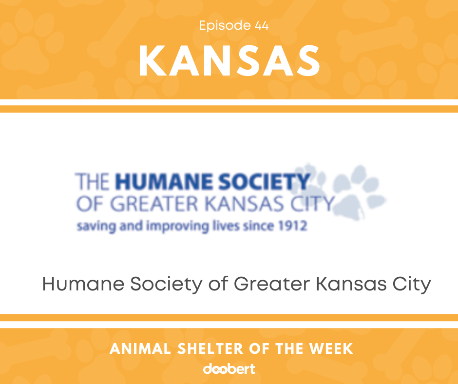FB 44. Humane Society of Greater Kansas City_Animal Shelter of the Week