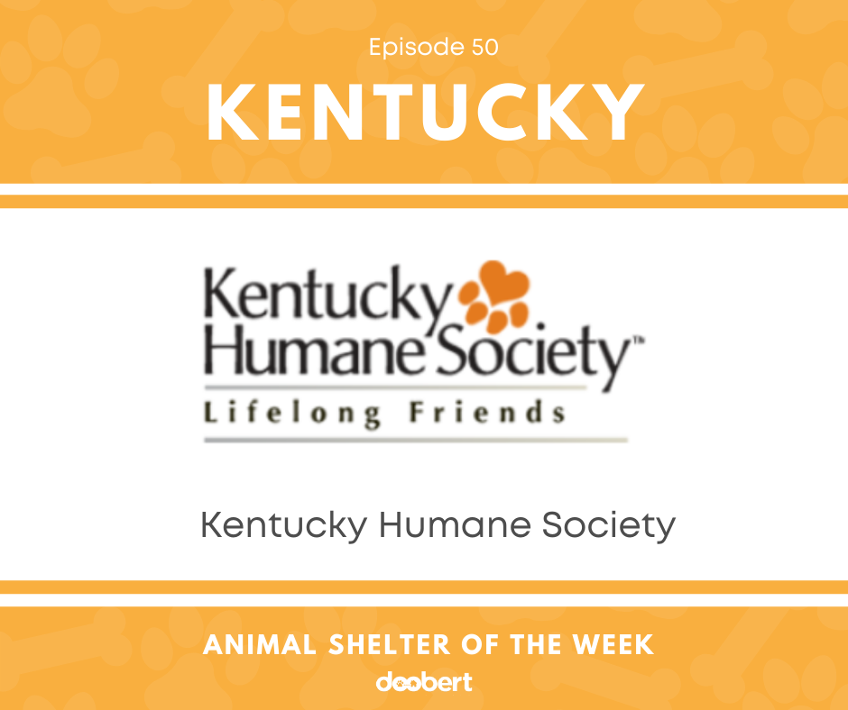 FB 50. Kentucky Humane Society_Animal Shelter of the Week
