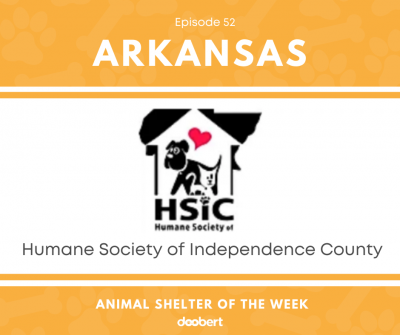 FB 52. Humane Society of Independence County_Animal Shelter of the Week