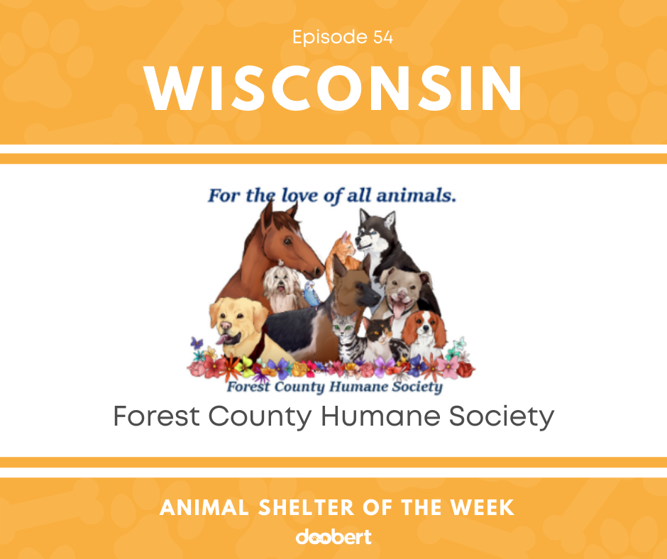FB 54. Forest County Humane Society_Animal Shelter of the Week