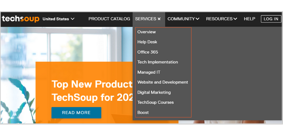 A Tech Resource Every Nonprofit Needs - TechSoup services