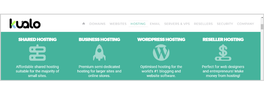 Beginner-Friendly Tools to Build Your Website - Kualo website hosting services