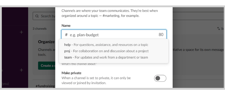 Microsoft Teams And Slack: Maintain Teamwork Remotely - slack features