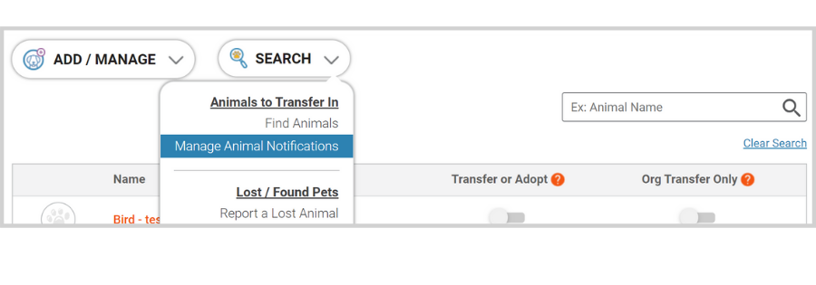 Finding Partners on Doobert: Setting Up Animal Profile Notifications