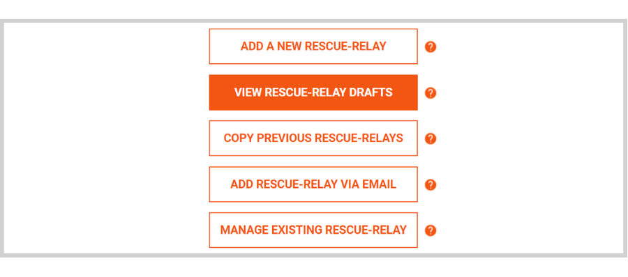 How to Create Rescue-Relay Transports
