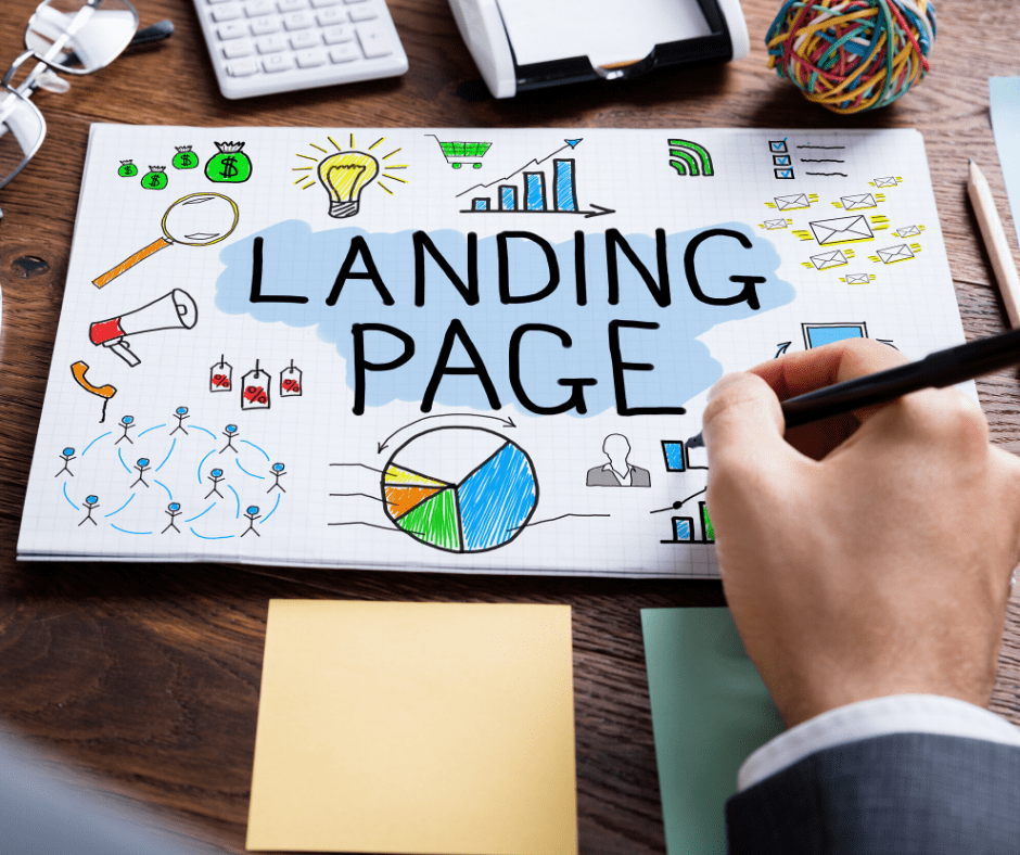 Request An Organization Landing Page Today!