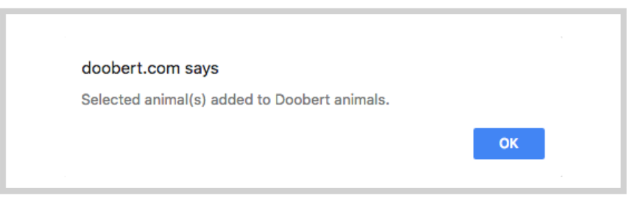 How to import animals from ShelterBuddy to Doobert