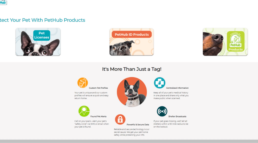 A Pet ID Tag That Stores All Your Pet's Information?! | PetHub