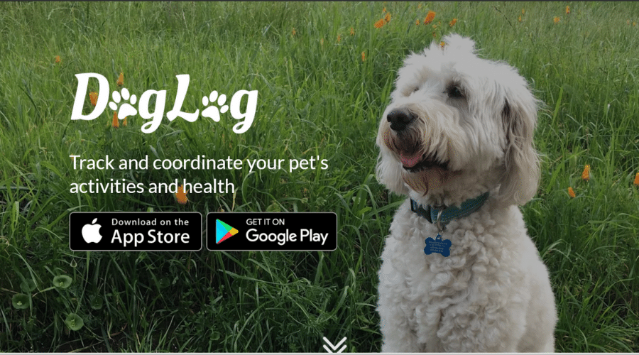 Track and Coordinate Your Dog's Activities   DogLog App