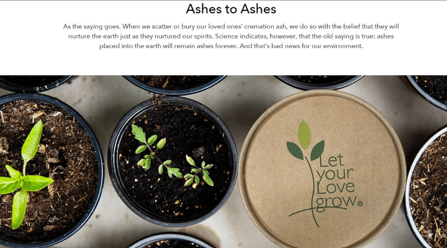 Let Your Love Grow Invites New Life to Thrive Through an Eco-Friendly Burial