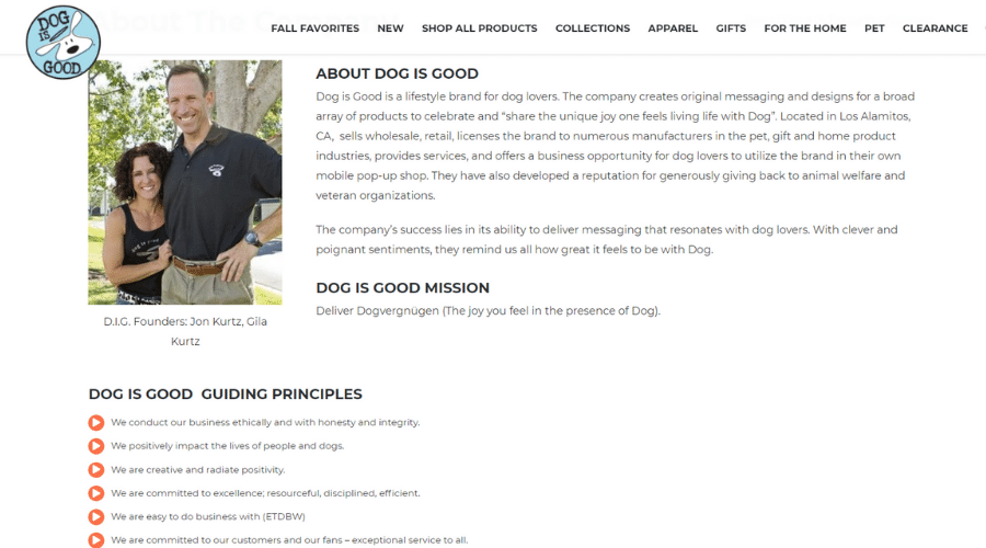 Dog Is Good Lifestyle Brand Gives Puppy Lovers a Business Opportunity for Their Dog Stores